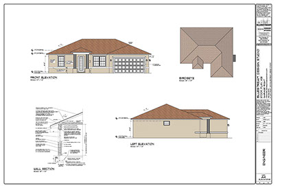 Amazing ... Providing Residential CAD Drafting Services Including AutoCAD Drafting,  Softplan Drafting, Roof Truss Designs, And Custom Home Design Drafting  Services ...